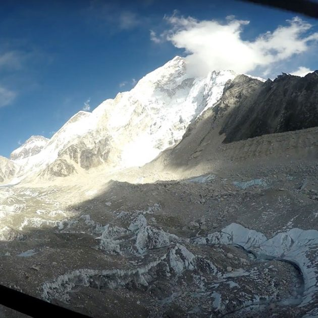 Everest View from Syangboche