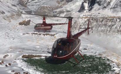 From Annapurna Region