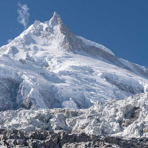 manaslu by helicopter