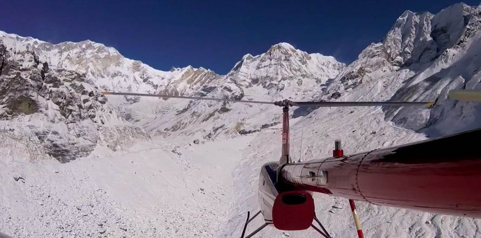 Annapurna Base camp private tour