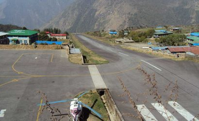 kathmandu to lukla helicopter