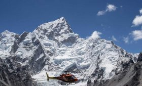 Helicopter Charter Cost in Nepal