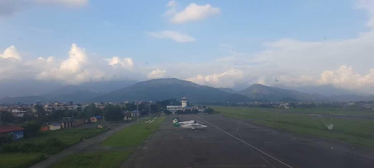 Kathmandu to Pokhara Helicopter