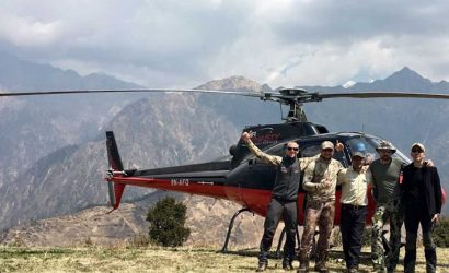 Helicopter Charter to Dhorpatan