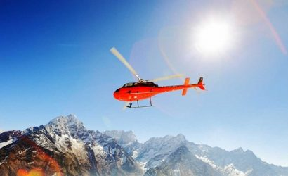 Mera Peak Helicopter Rescue