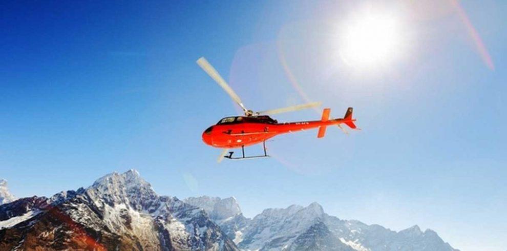 Mera Peak Helicopter Rescue